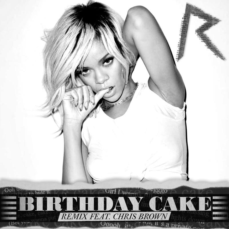 Chris Brown Birthday Cake  Rihanna Chris Brown Birthday Cake by AdrianImpalaMata