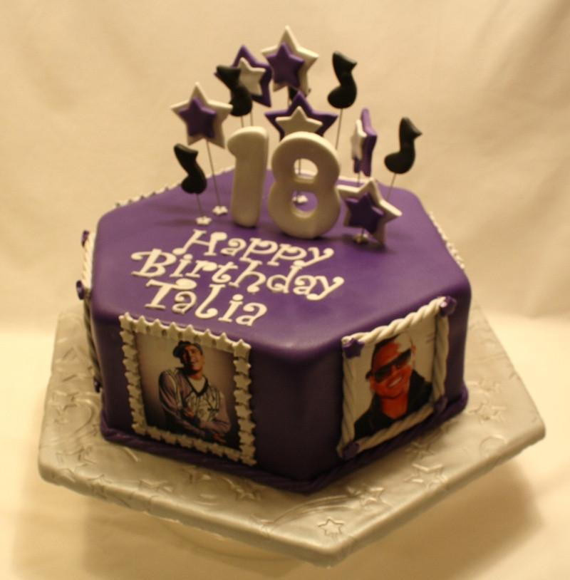 Chris Brown Birthday Cake  Chris Brown Cake