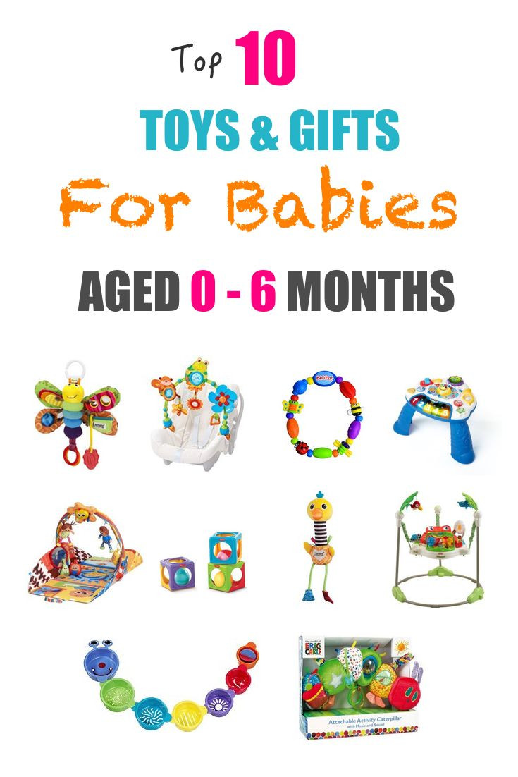 Christmas Gift Ideas For 6 Month Baby Girl  Brilliant age appropriate toys for 0 6 month old babies