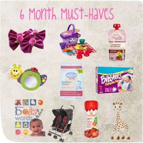 Christmas Gift Ideas For 6 Month Baby Girl  6 month old must haves Tried and true ideas for a 6 month