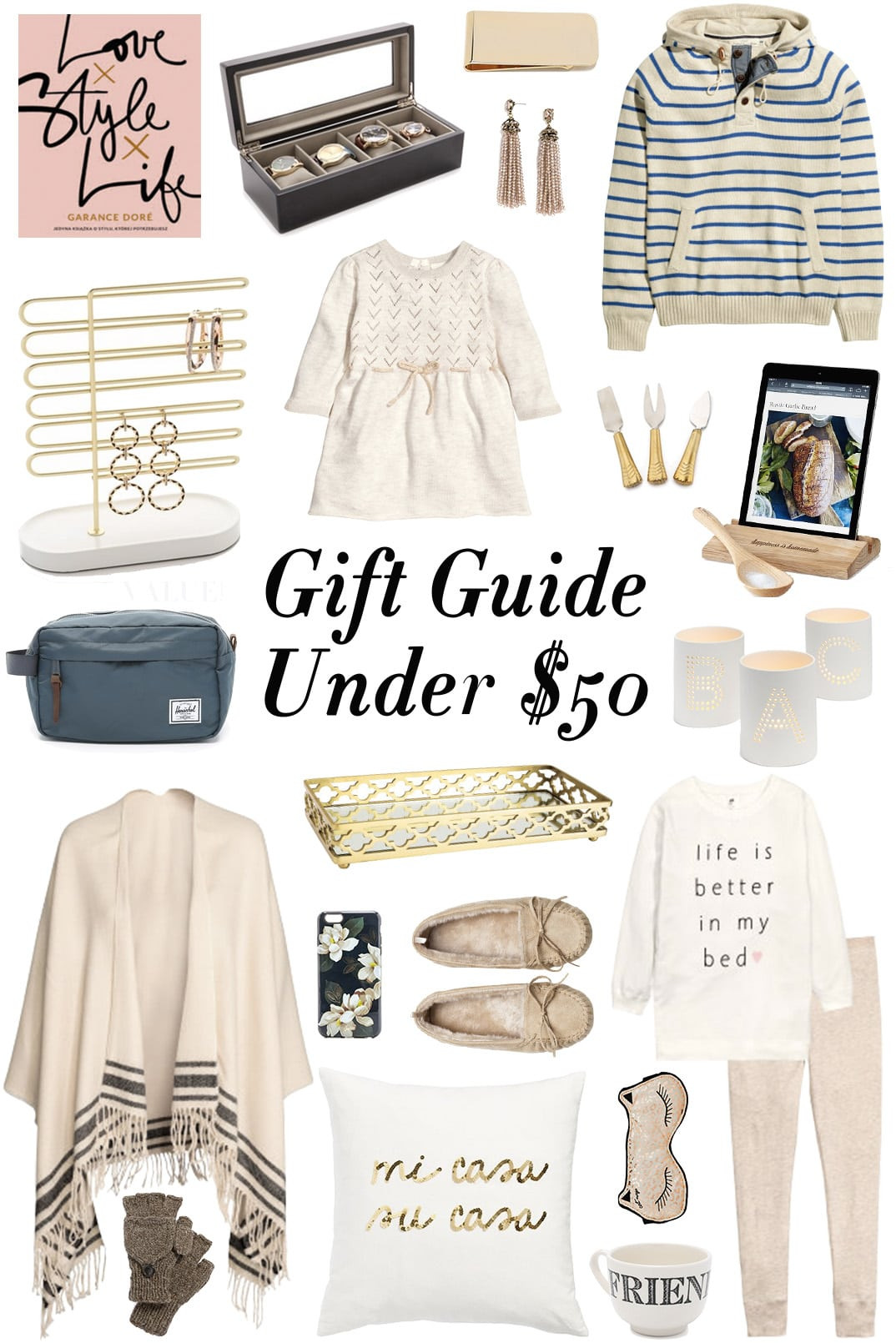 Christmas Gift Ideas For Couples Under 50  Gift ideas under $50