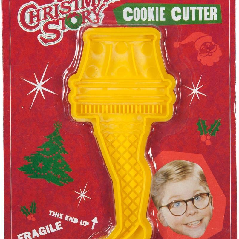 Christmas Story Leg Lamp Cookies  Leg Lamp Cookie Cutter 80s Movies Christmas Story Cookie