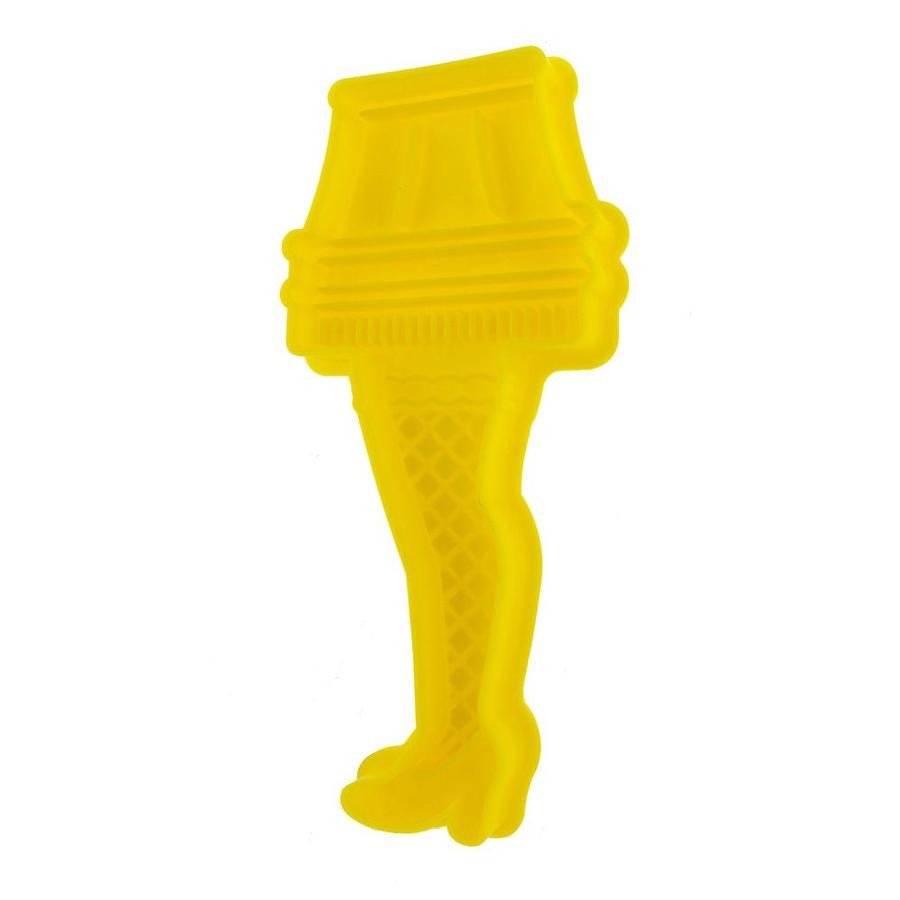 Christmas Story Leg Lamp Cookies  Leg Lamp Cookie Cutter from A Christmas Story – A