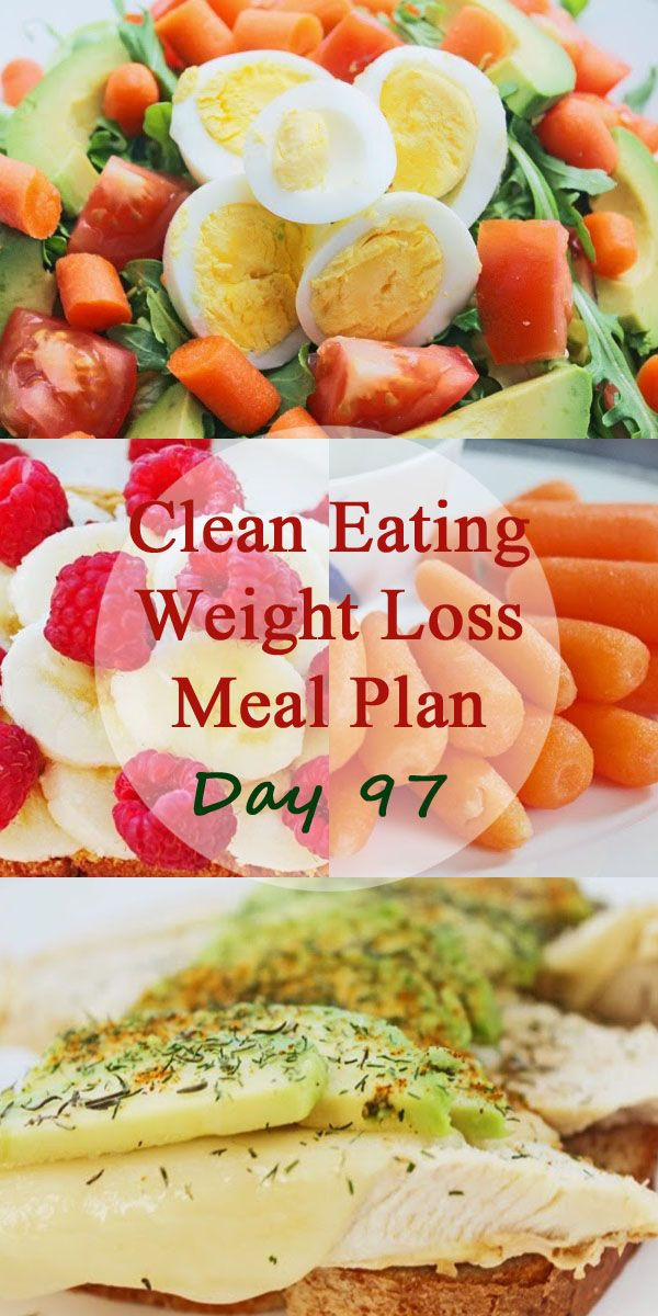 Clean Eating Diet Weight Loss  Healthy weight loss help with daily clean eating and