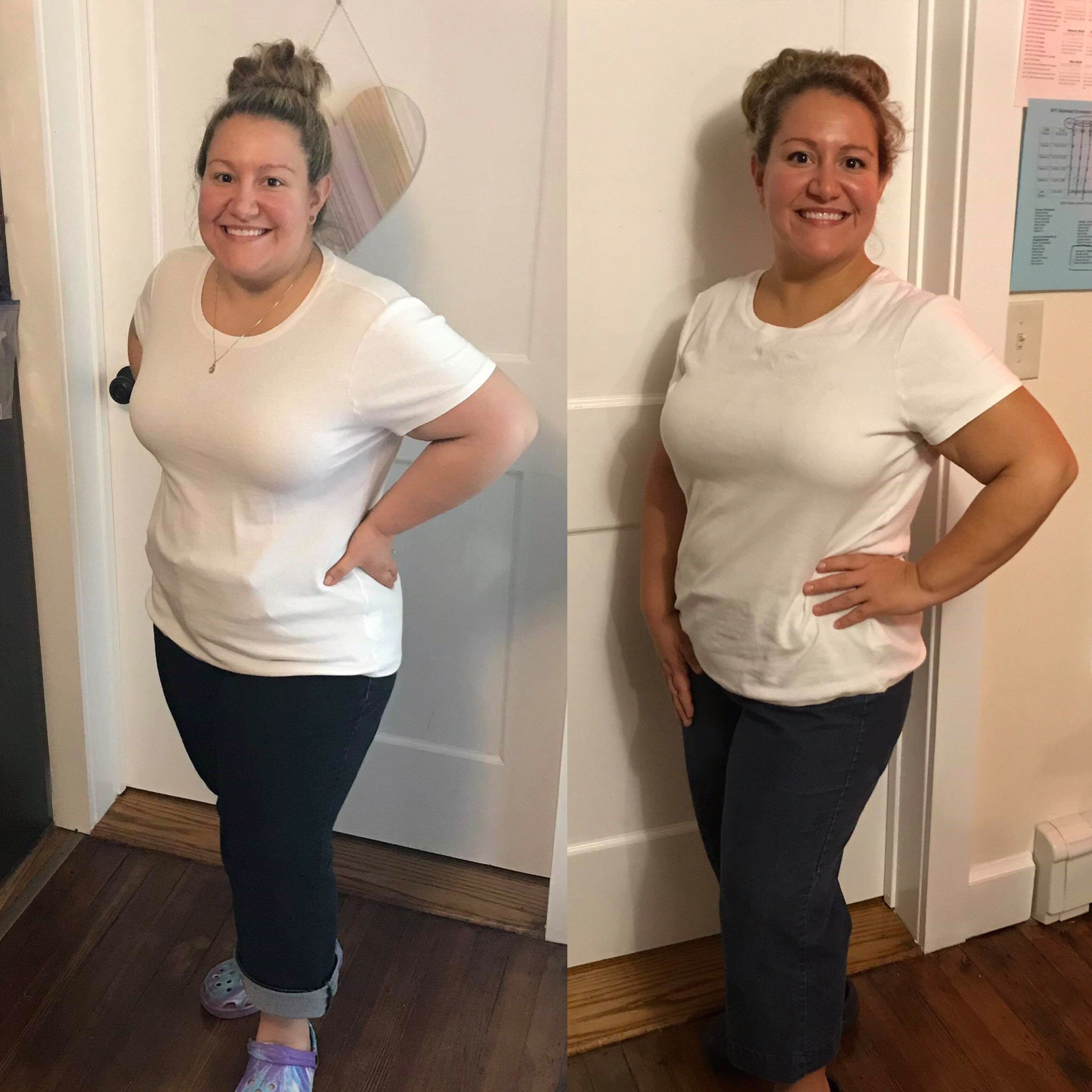 Clean Eating Diet Weight Loss  Michele Lost 42 Pounds with the 30 Day Clean Eating