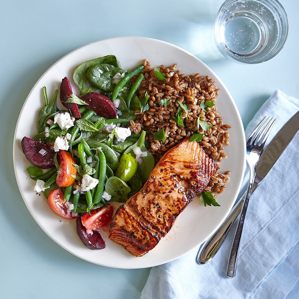 Clean Eating Dinner  How to Eat Clean in 6 Simple Steps Cooking Light