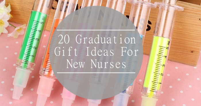 College Graduation Gift Ideas For Nurses  20 Graduation Gift Ideas For New Nurses