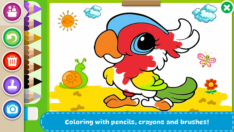 Coloring Apps For Kids  Top 6 drawing apps on Android for kids