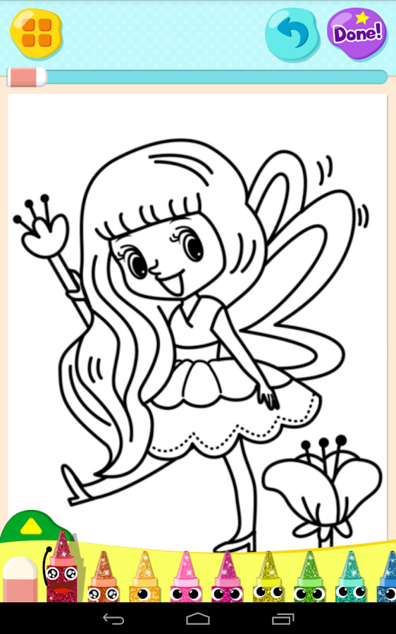 Coloring Apps For Kids  Kids Coloring Fun Android Apps on Google Play
