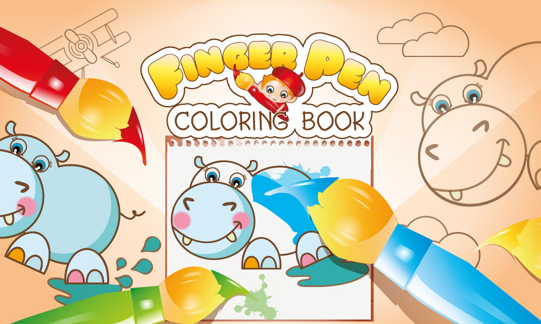 Coloring Apps For Kids  Coloring Book for kids