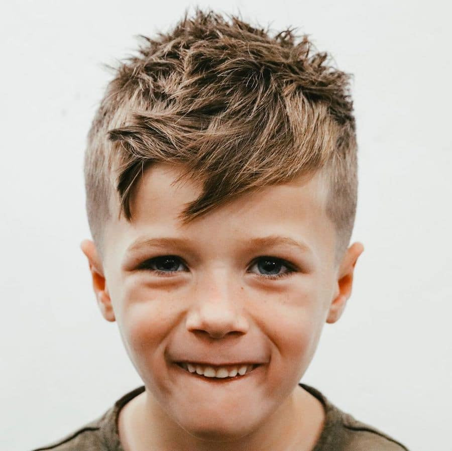 Cool Boys Hairstyles 2020  55 Boy s Haircuts From Short To Long Cool Fade Styles