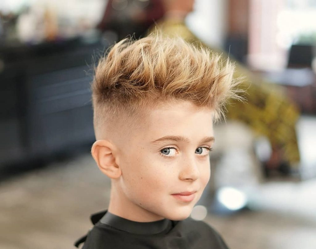 Cool Boys Hairstyles 2020  Cool Haircuts For Boys 22 Styles For 2020