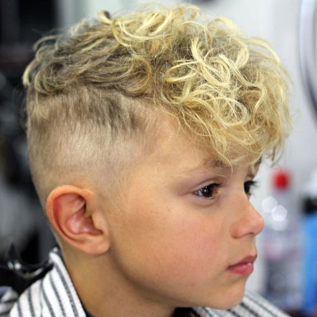 Cool Boys Hairstyles 2020  33 Most Coolest and Trendy Boy s Haircuts 2018 Haircuts