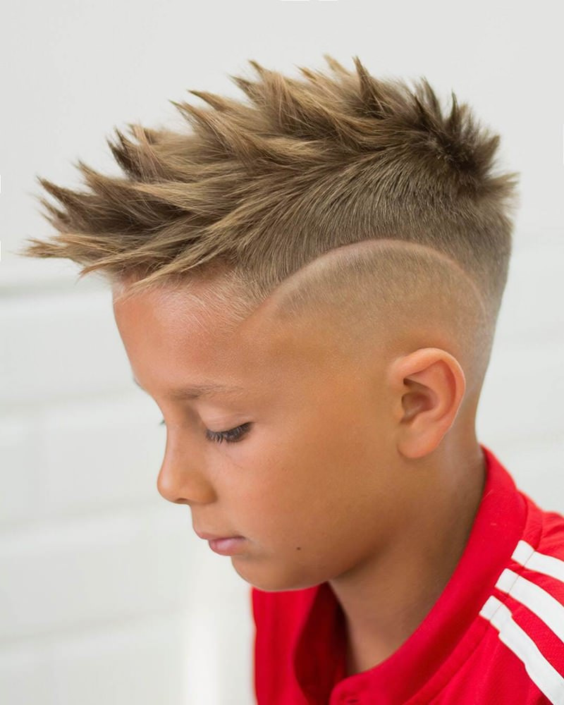 Cool Boys Hairstyles 2020  120 Boys Haircuts Ideas and Tips for Popular Kids in 2020