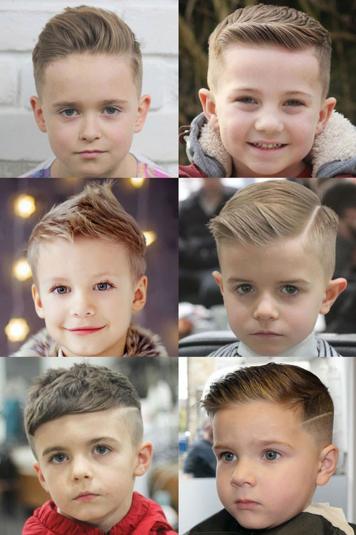 Cool Boys Hairstyles 2020  35 Cool Haircuts For Boys 2020 Styles