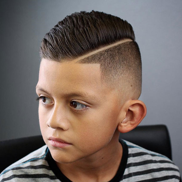 Cool Boys Hairstyles 2020  55 Cool Kids Haircuts The Best Hairstyles For Kids To Get