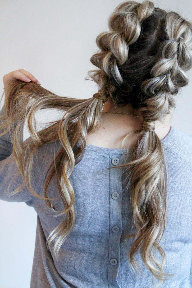 Cool Easy Hairstyles  25 Easy and Cute Hairstyles for Curly Hair Southern Living