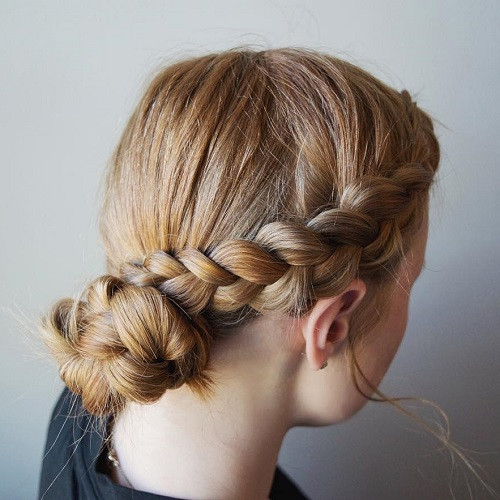 Cool Easy Hairstyles  40 Cute and Cool Hairstyles for Teenage Girls