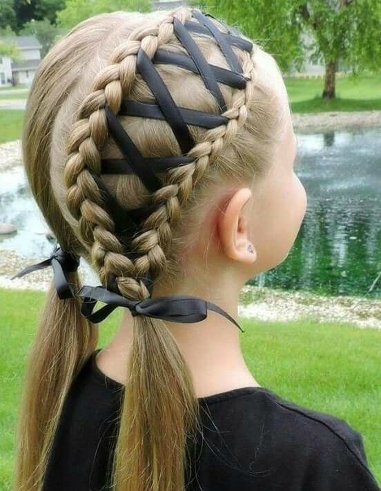 Cool Easy Hairstyles  30 Super Cool Hairstyles For Girls