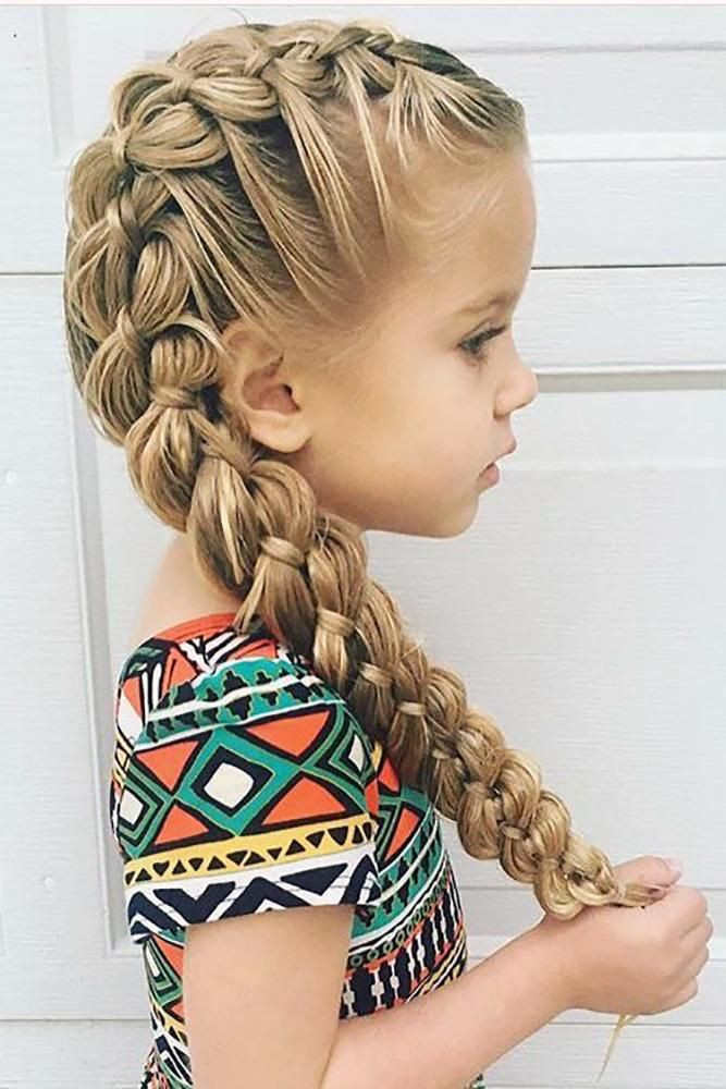 Cool Hairstyles For Little Girl  45 Cool Hairstyles For Little Girls – Eazy Glam