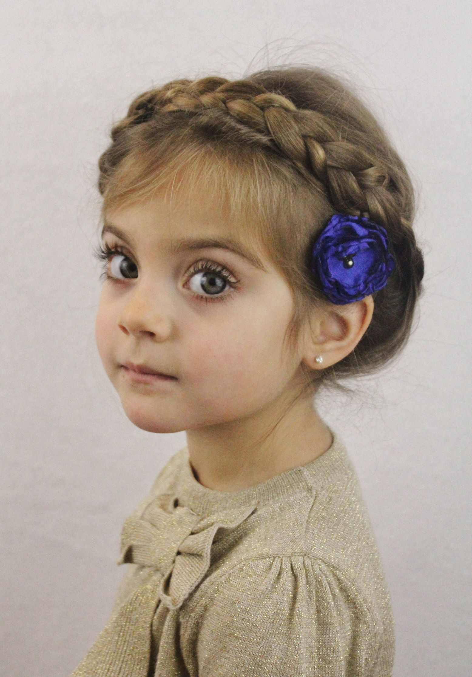 Cool Hairstyles For Little Girl  30 Super Cool Hairstyles For Girls