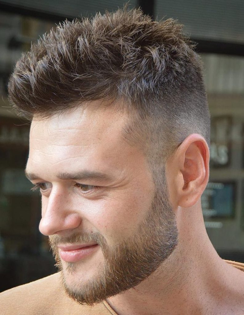 Cool Short Haircuts For Boys  30 Short Hairstyles for Men Be Cool And Classy