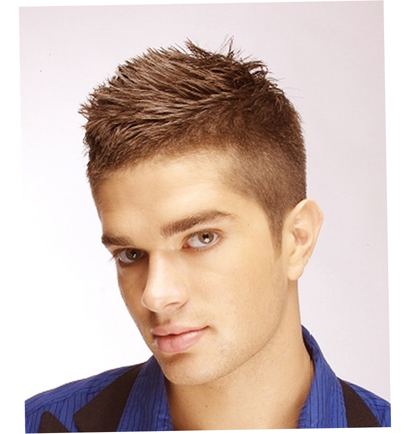 Cool Short Haircuts For Boys  Cool Hairstyles For Men 2016 Ellecrafts
