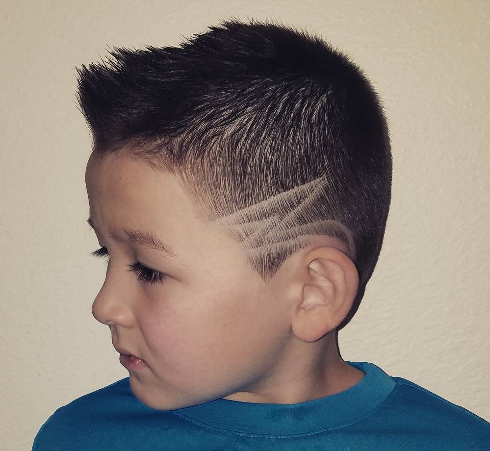 Cool Short Haircuts For Boys  25 Cool Haircuts For Boys 2017