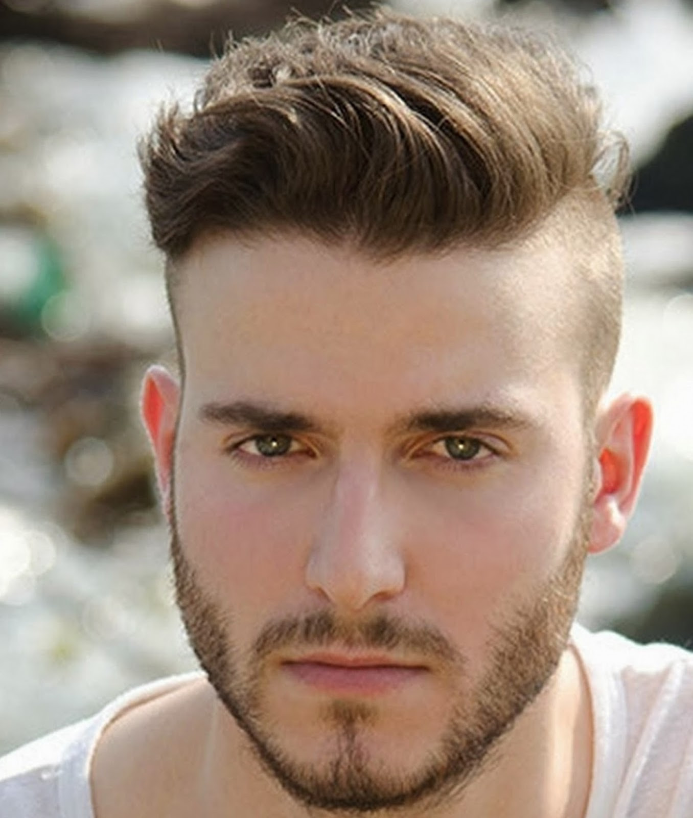 Cool Short Haircuts For Boys  Men Mohawk Hairstyle 2016
