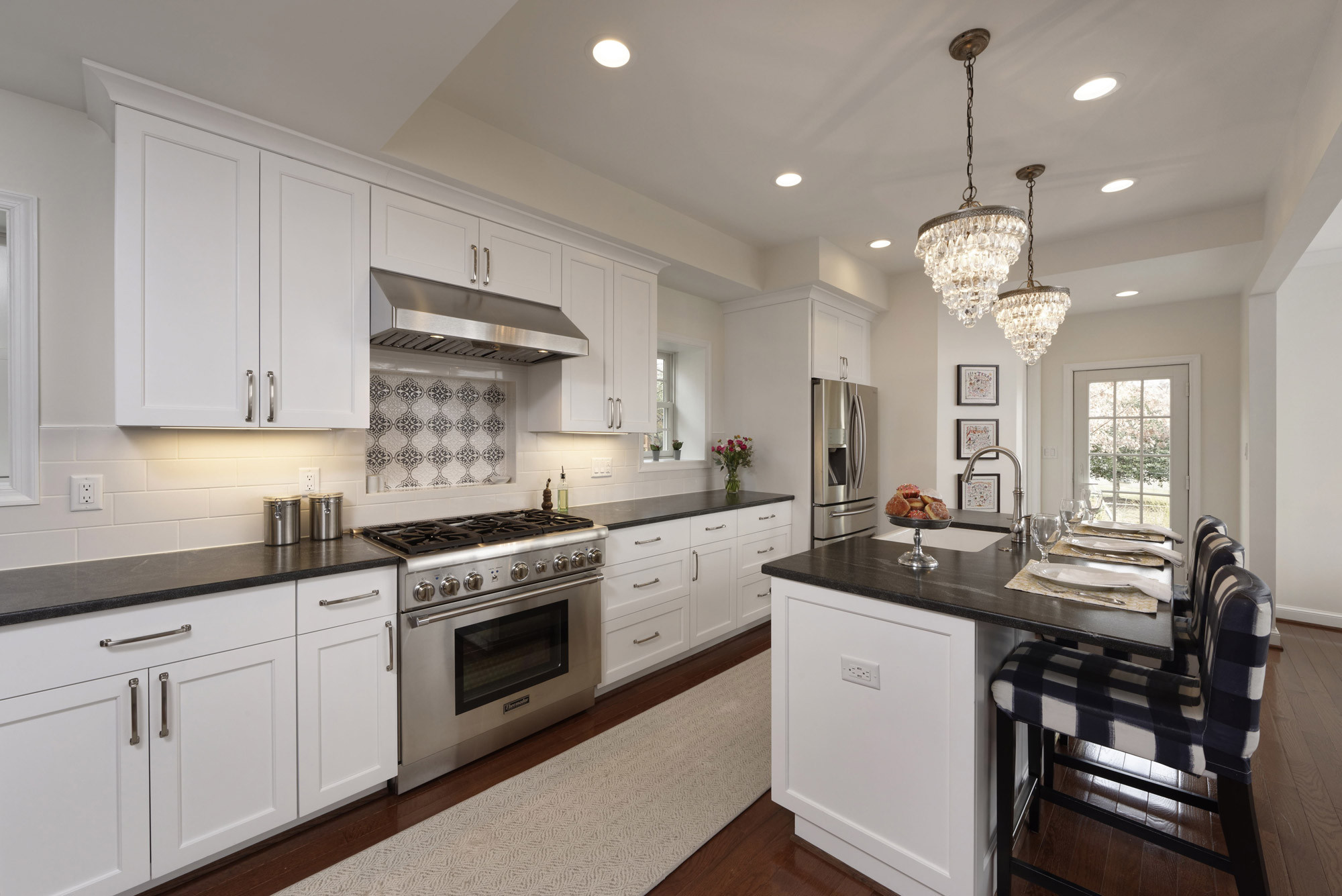 Cost Kitchen Remodel  Average Kitchen Remodel Costs in DC Metro Area