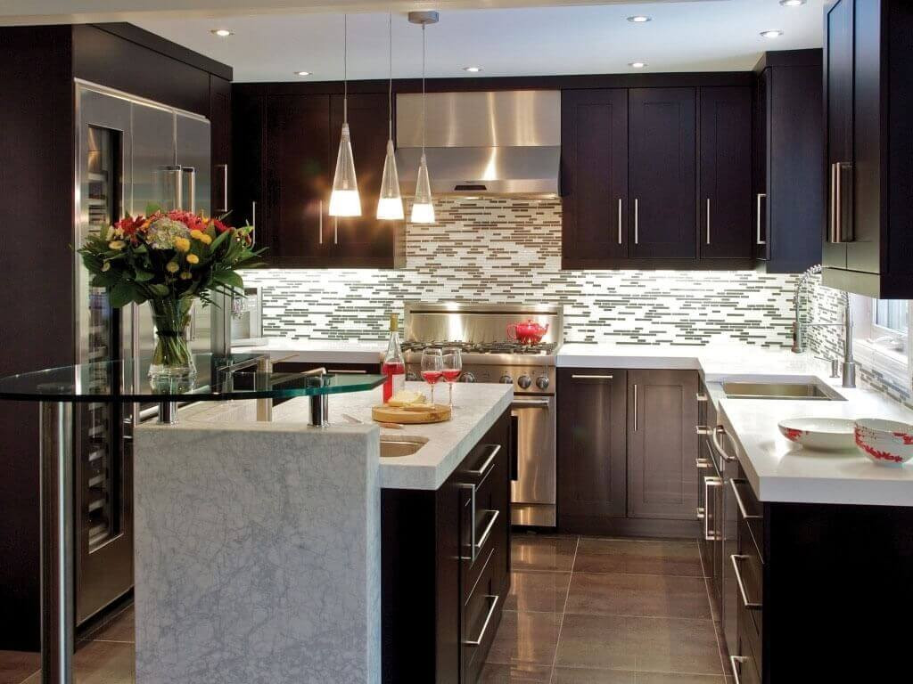 Cost Kitchen Remodel  Small Kitchen Remodel Cost Guide – Apartment Geeks