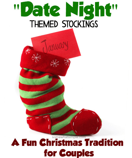 Couples Gift Exchange Ideas  Really Fun Christmas Stocking Traditions For Couples