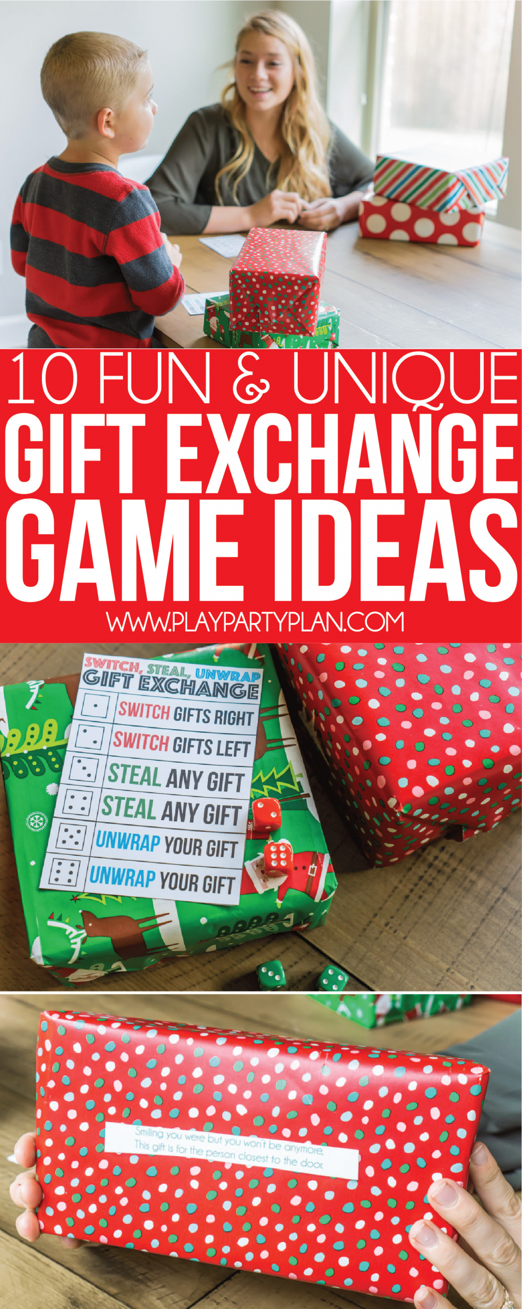 Couples Gift Exchange Ideas  12 Best Christmas Gift Exchange Games Play Party Plan