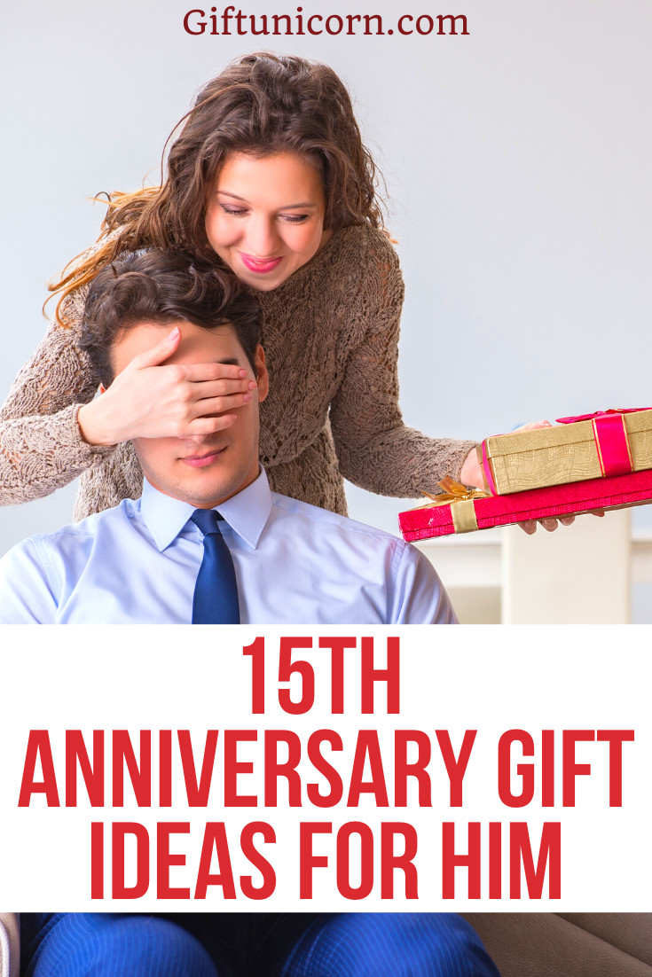 Couples Gift Exchange Ideas  15th Anniversary Gift Ideas For Him That He s Sure To Love