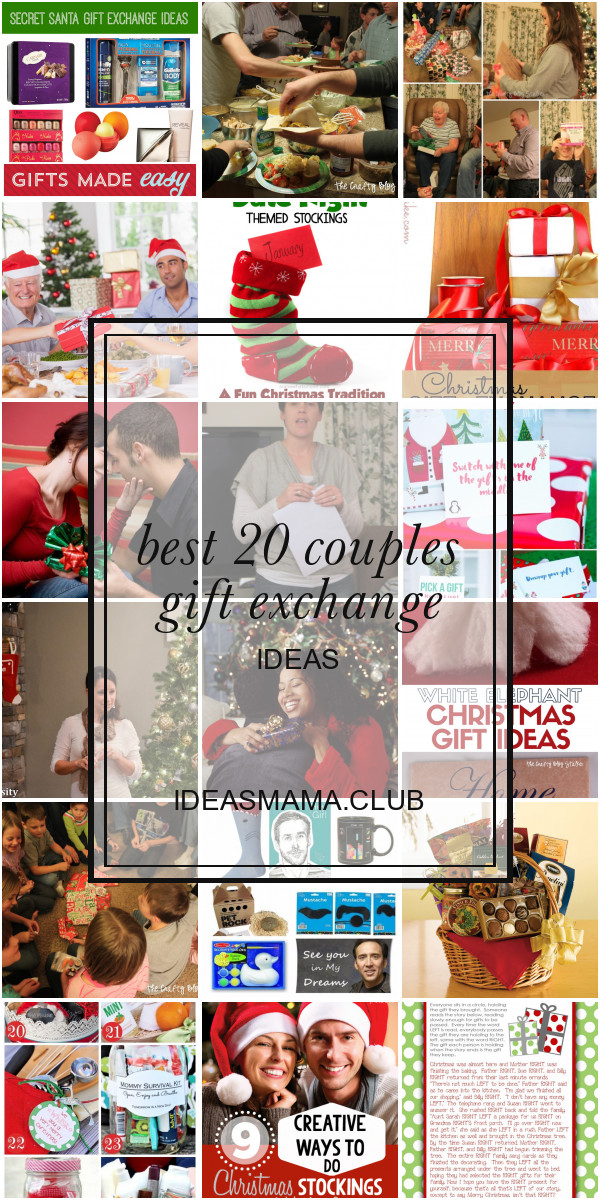 Couples Gift Exchange Ideas  Gift Ideas For Couples Archives Best Gift Ideas