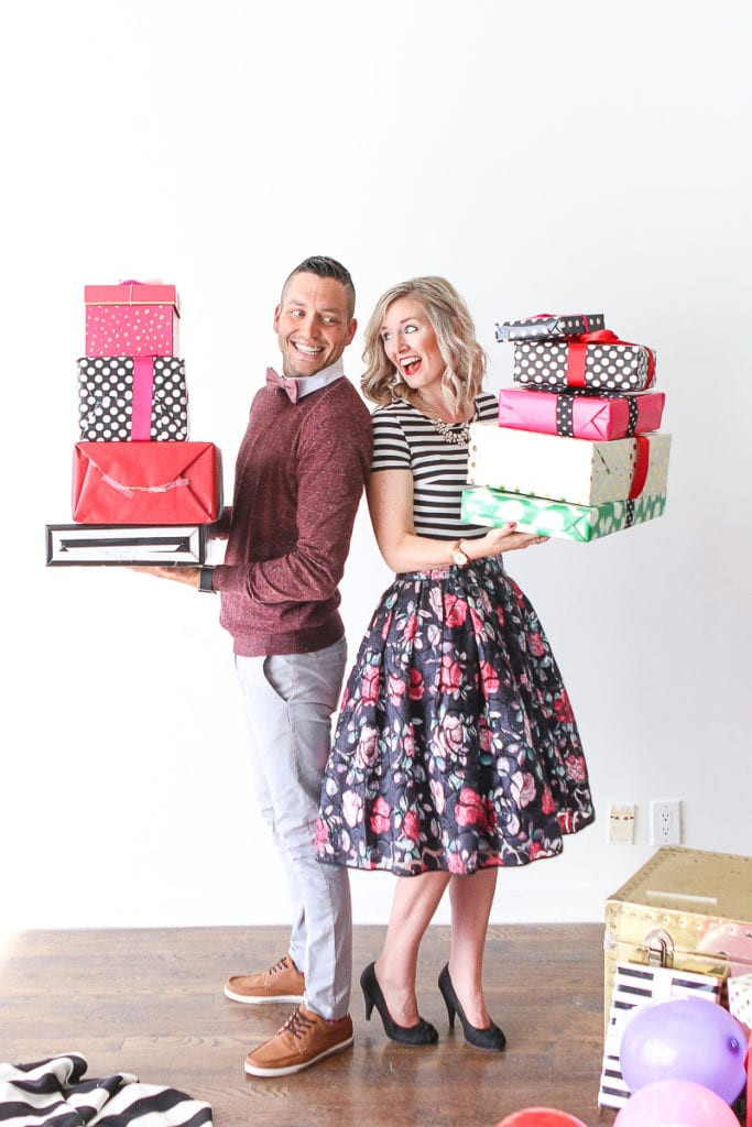 Couples Gift Exchange Ideas  Family Gift Exchange Ideas Our Holiday Traditions