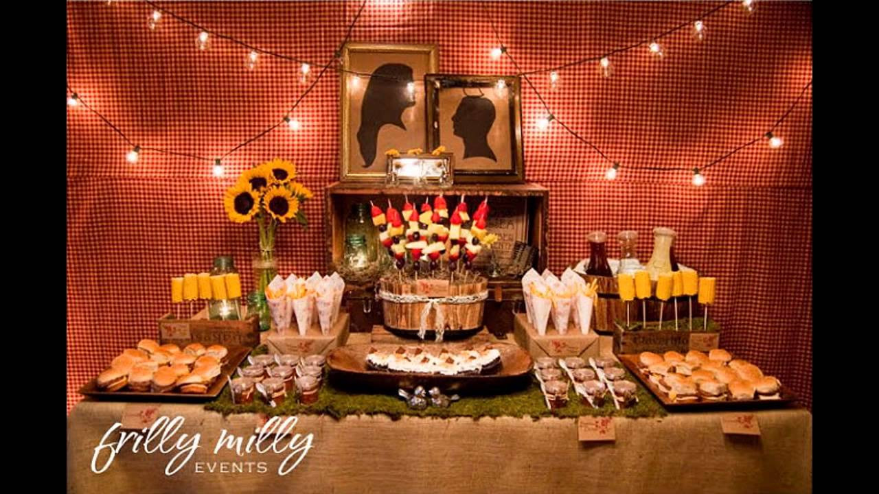 Couples Wedding Shower Ideas Themes  Couples themed wedding shower decorations ideas