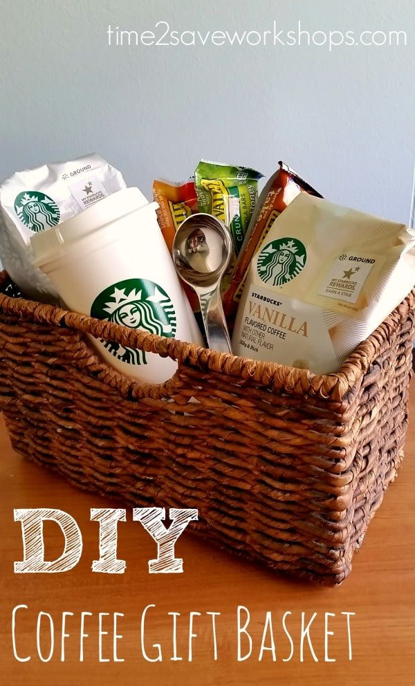 Cute Gift Basket Ideas  13 Themed Gift Basket Ideas for Women Men & Families