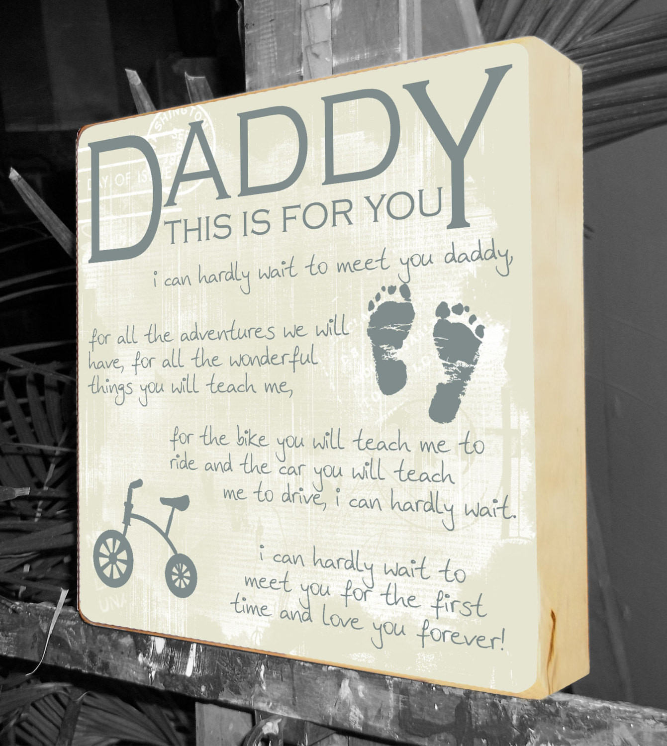 Daddy Baby Shower Gift Ideas  New Dad Gifts Gifts for New Parents Baby Shower Gift