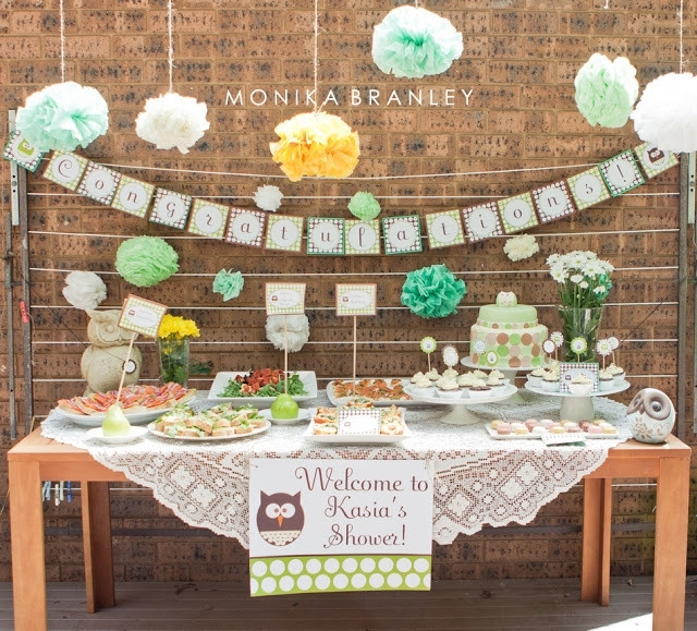 Decorating Ideas For Baby Shower Gift Table  Guide to Hosting the Cutest Baby Shower on the Block