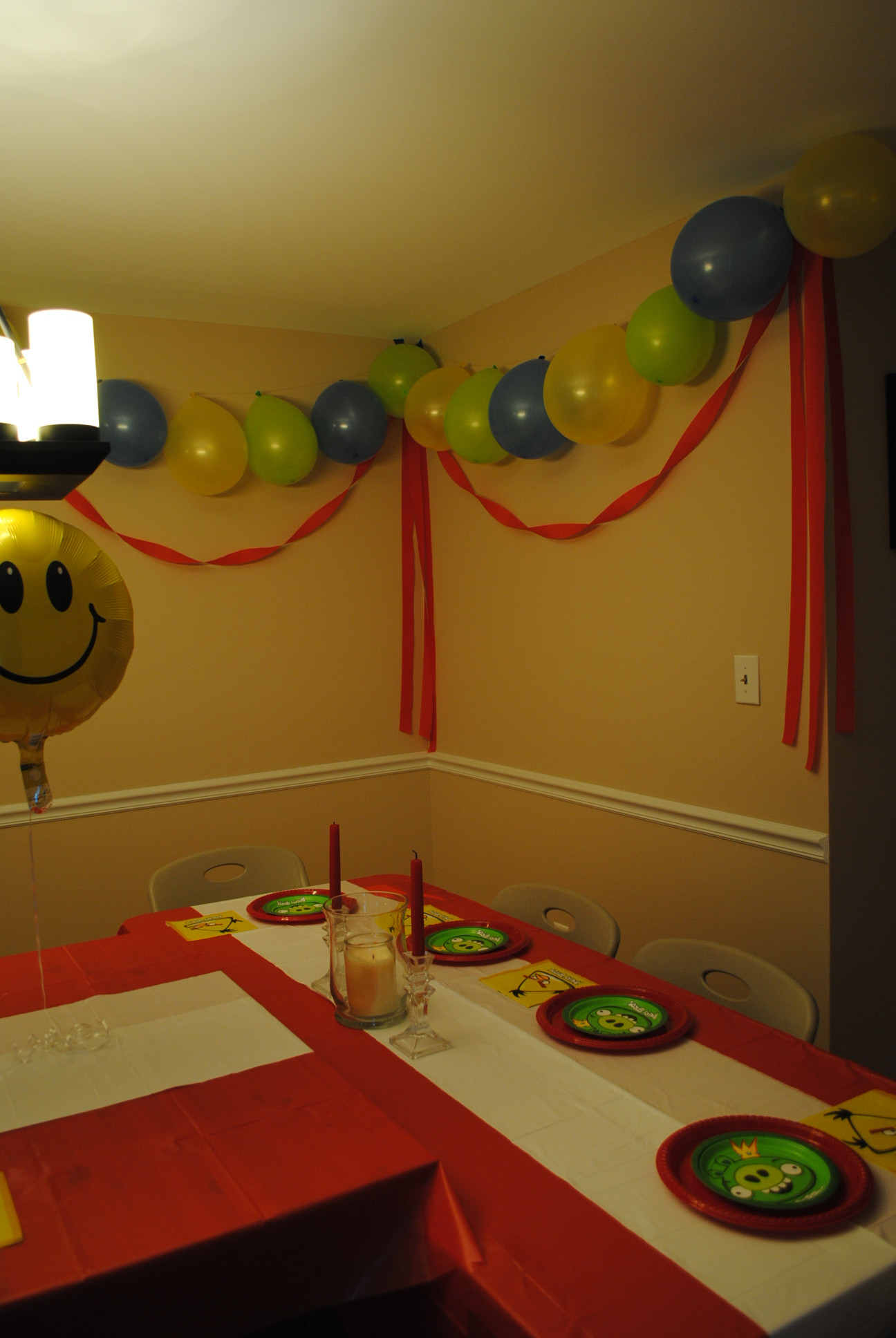 Decorations For A Birthday Party  How to throw a Man Birthday Party