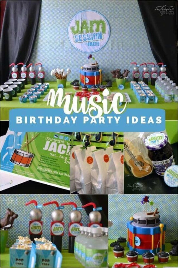 Decorations For A Birthday Party  13 Boy Birthday Party Ideas Spaceships and Laser Beams