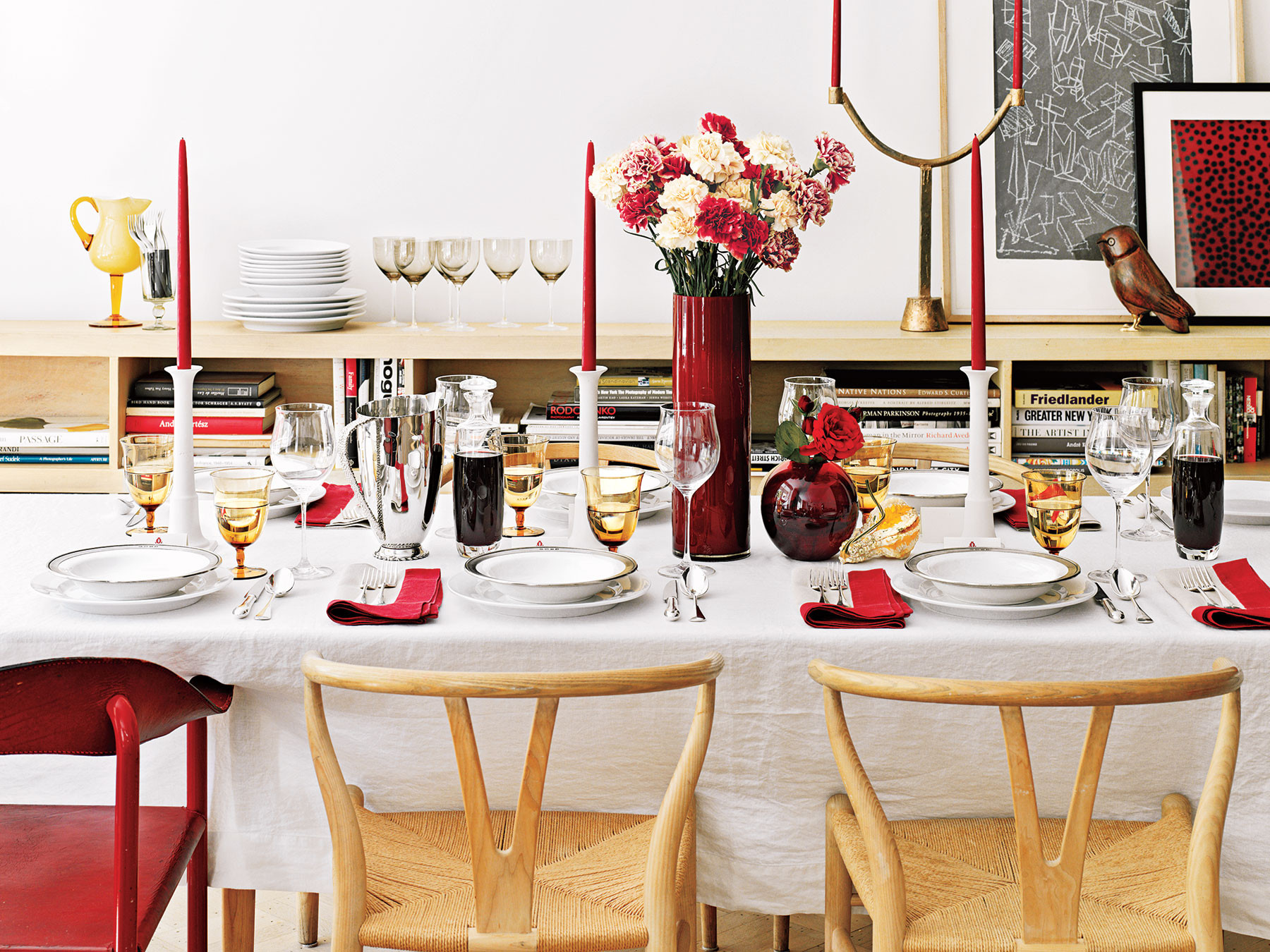 Dinner Party Table Ideas  15 Simple Dinner Party Ideas Real Simple