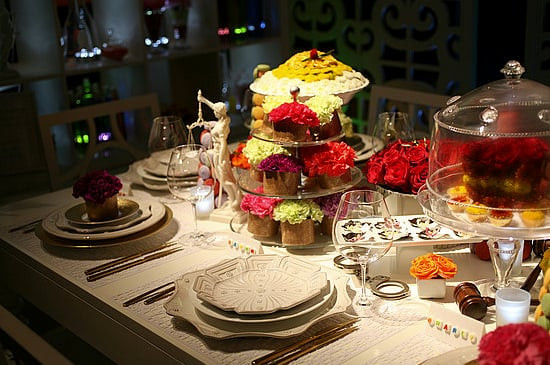 Dinner Party Table Ideas  Tablescapes and Dinner Party Decorating Ideas