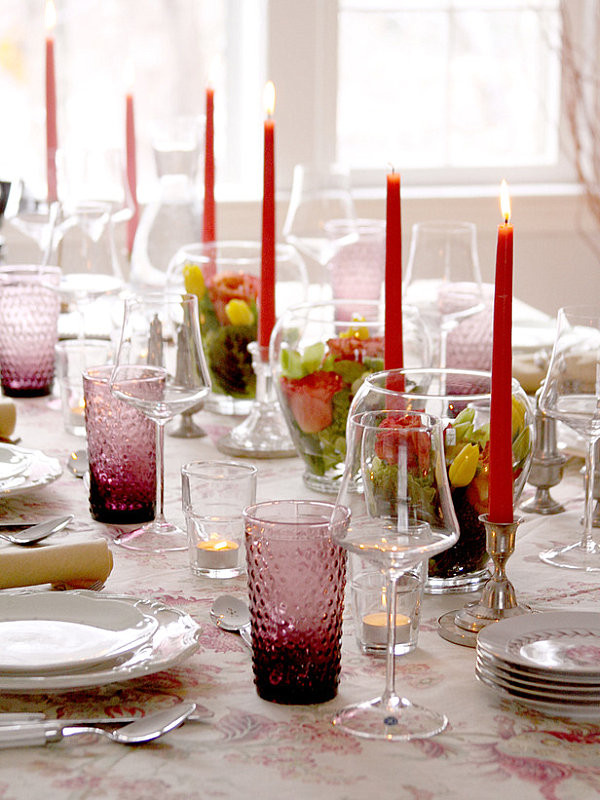 Dinner Party Table Ideas  Table Setting Ideas for Your Next Festive Gathering