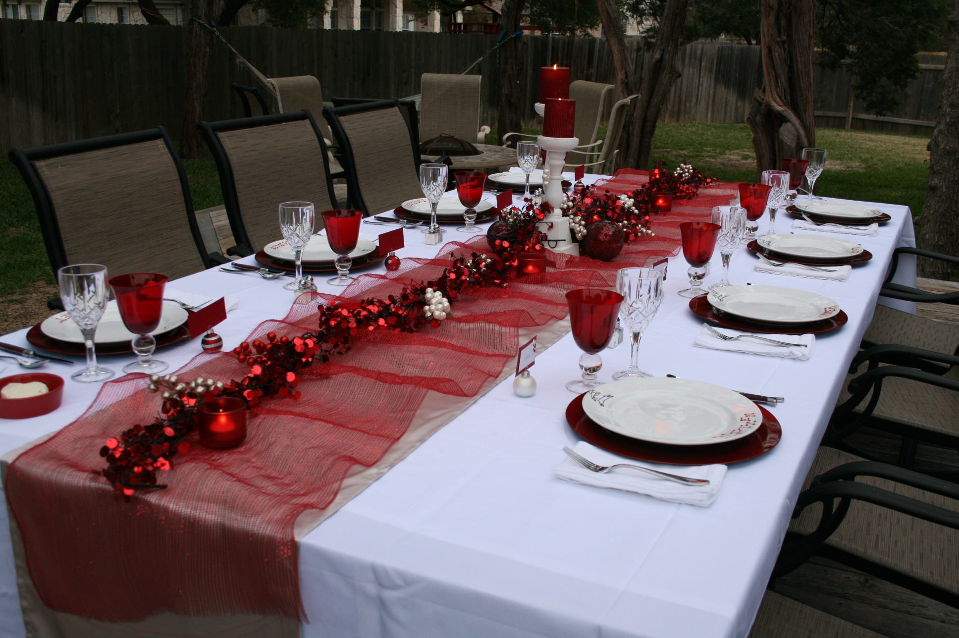 Dinner Party Table Ideas  Dinner Party