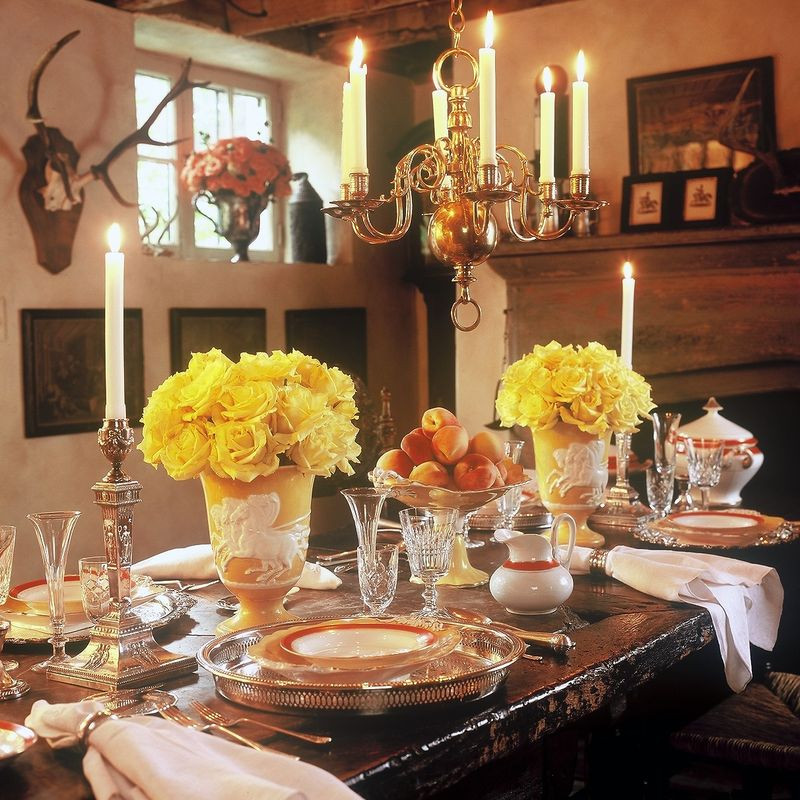 Dinner Party Table Ideas  High Quality Party Table Decoration Ideas 4 Dinner Party