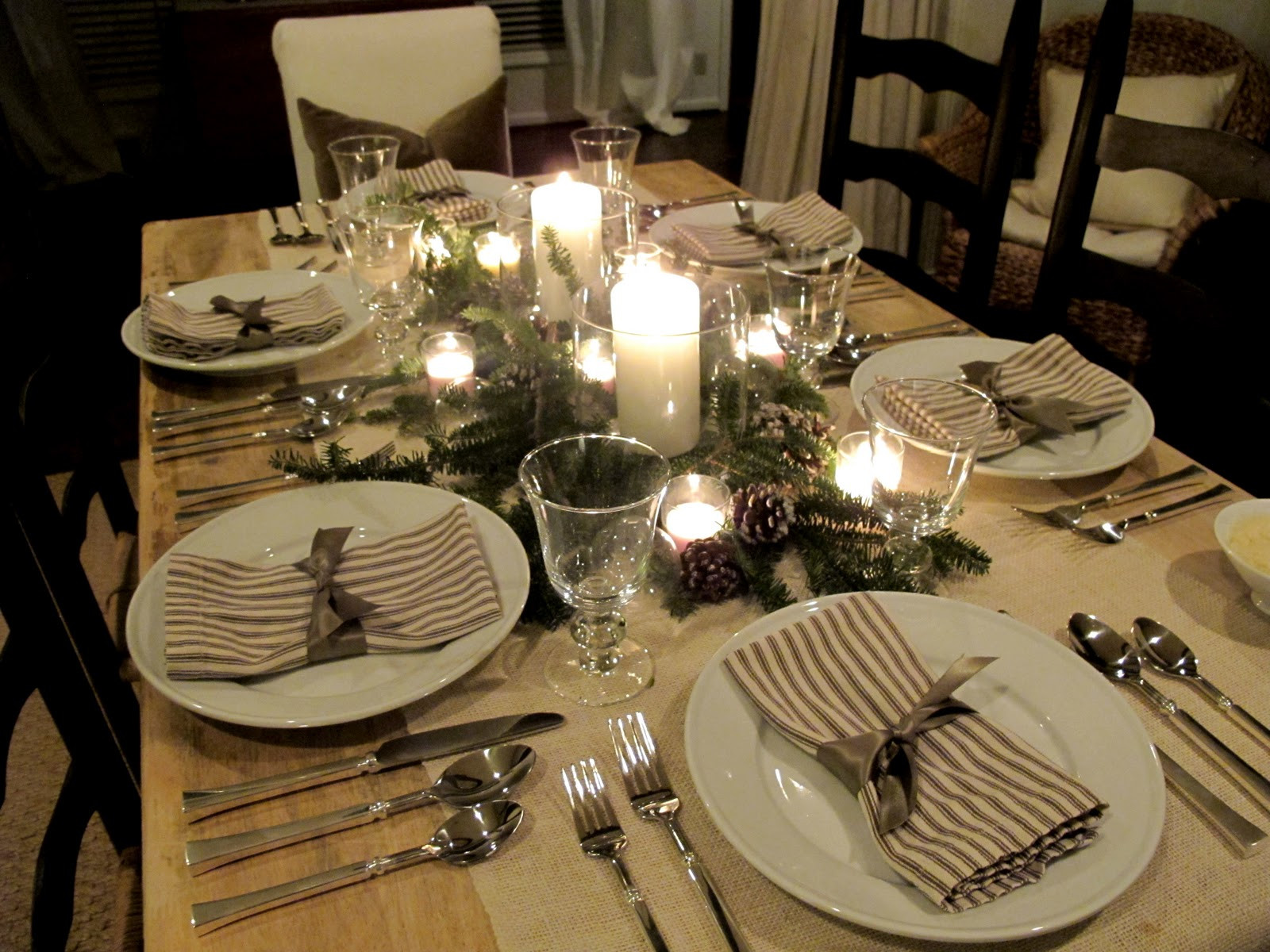 Dinner Party Table Ideas  Jenny Steffens Hobick Entertaining