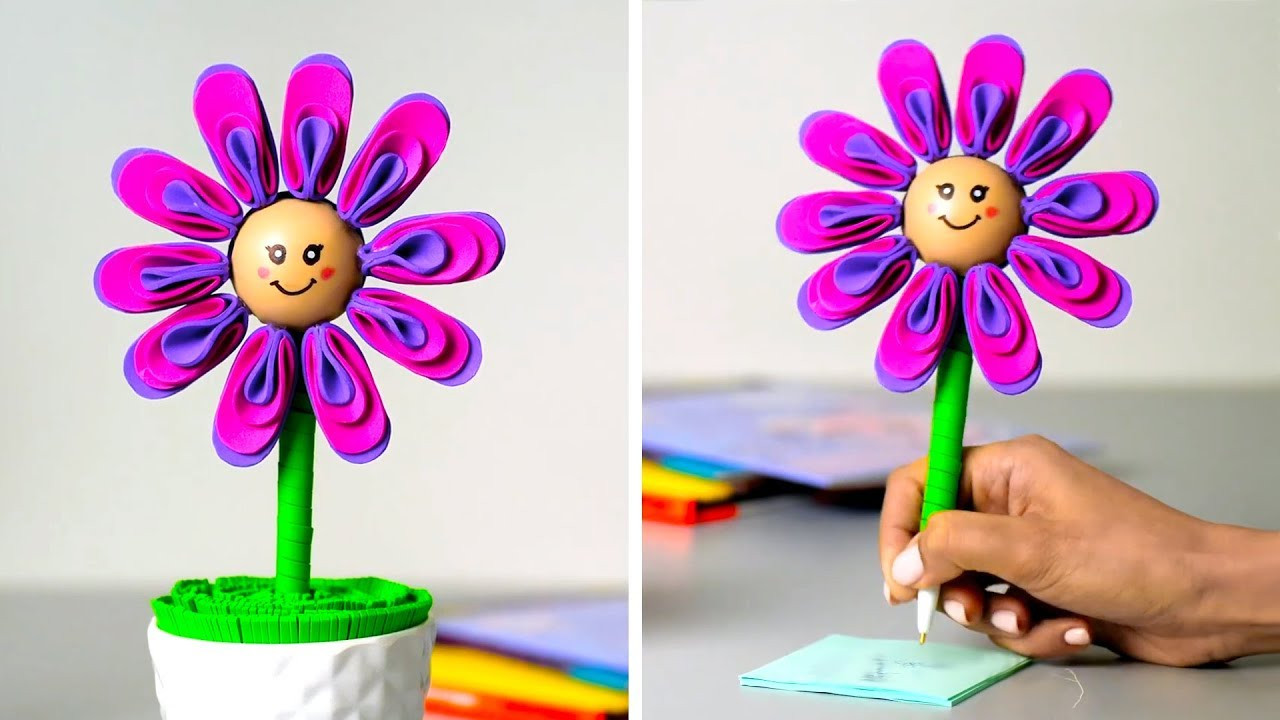 DIY Craft Ideas For Kids  20 AMAZING DIY CRAFTS FOR YOUR ROOM