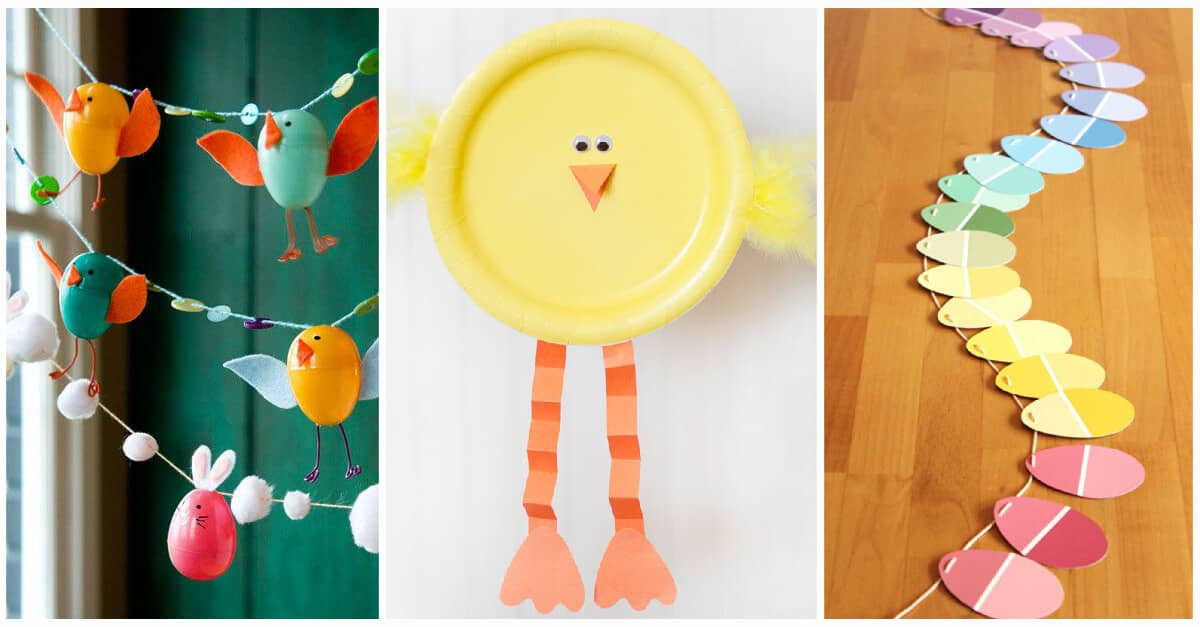 DIY Craft Ideas For Kids  27 Easy DIY Craft Ideas for Kids to Get You and Your